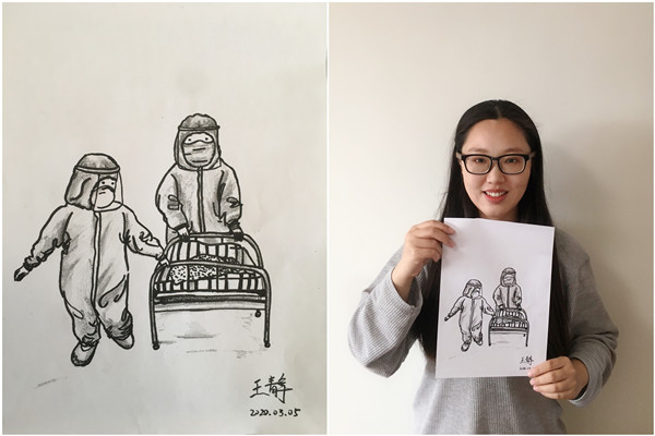 小学三组王静绘画作品《卡通白衣天使》_副本.jpg